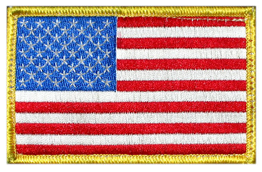 Patch, American Flag